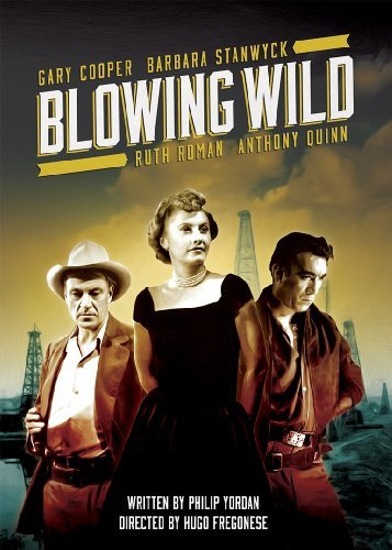 Blowing Wild (1953) Cooper Stanwyck Nr
