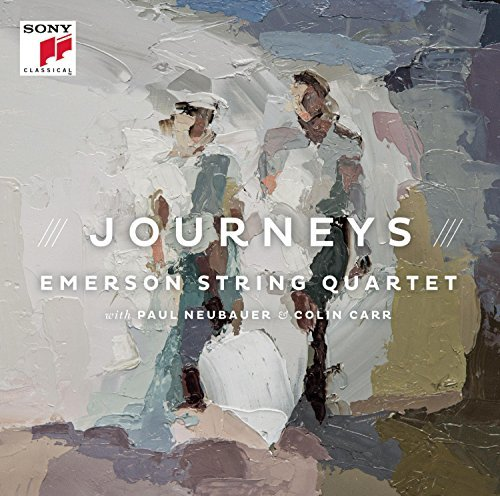 Emerson String Quartet Journeys