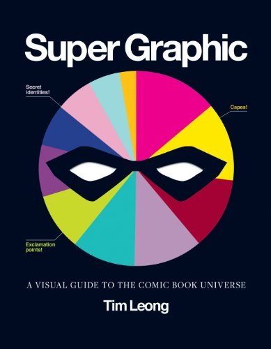 Tim Leong Super Graphic A Visual Guide To The Comic Book Universe