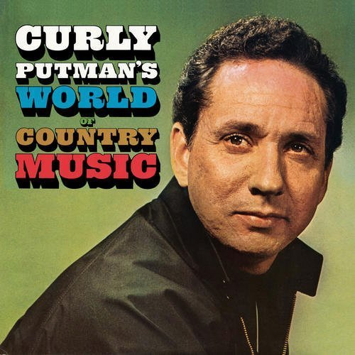 Curly Putman World Of Country Music Lonesom