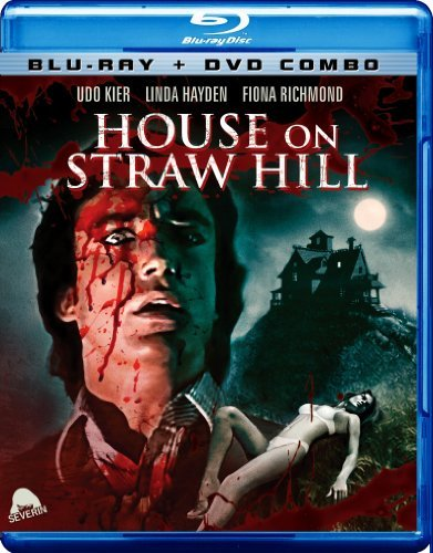 House On Straw Hill House On Straw Hill Blu Ray Ws Nr Incl. DVD
