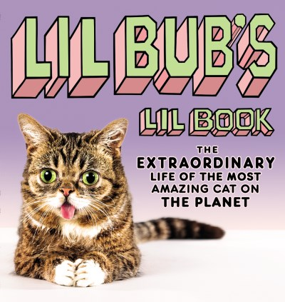 Mike Bridavsky Lil Bub's Lil Book The Extraordinary Life Of The Most Amazing Cat On