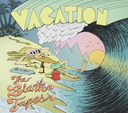 Blank Tapes Vacation Digipak