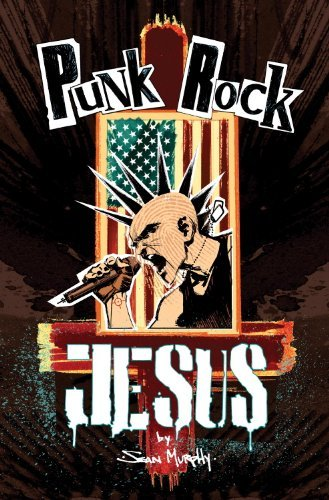 Sean Murphy Punk Rock Jesus