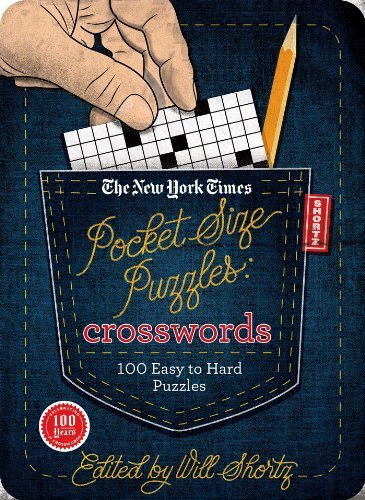 New York Times The New York Times Pocket Size Puzzles Crosswords