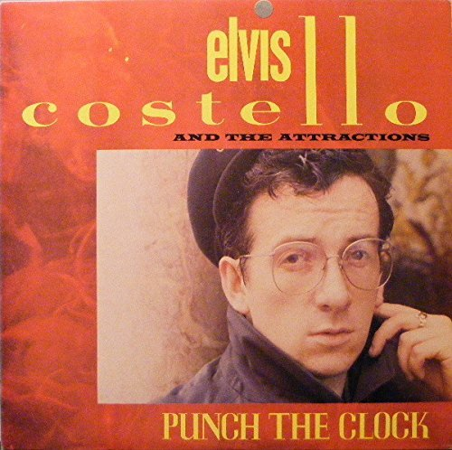 Elvis & The Attractions Costello Punch The Clock