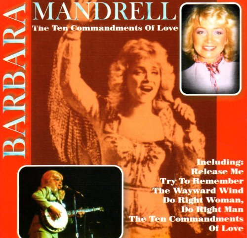 Barbara Mandrell Ten Commandments Of Love