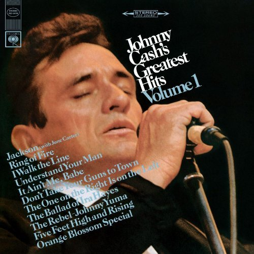 Johnny Cash Vol. 1 Johnny Cashs Greatest H