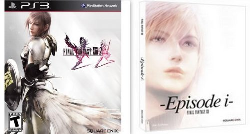 Ps3 Final Fantasy Xiii 2 Limited Edition With Book
