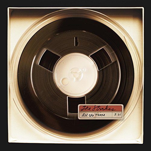 Strokes All The Time Fast Animals 7 Inch Single