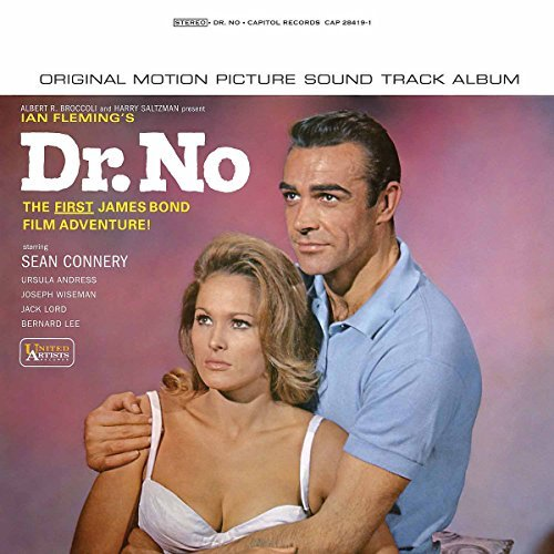 James Bond Dr. No Soundtrack