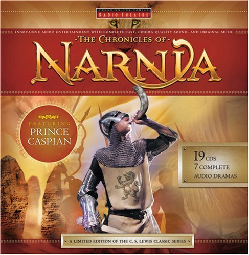 C. S. Lewis Chronicles Of Narnia 19 Discs