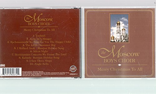 Moscow Boys Choir Merry Christmas To All