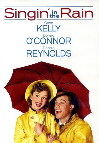 Singin' In The Rain Kelly O'connor Hagen Reynolds 60th Anniversary 2 Disc Special Edition