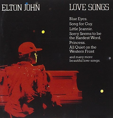 Elton John Love Songs