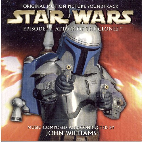 Star Wars Episode Ii Attack Of The Clones Soundtrack Williams John