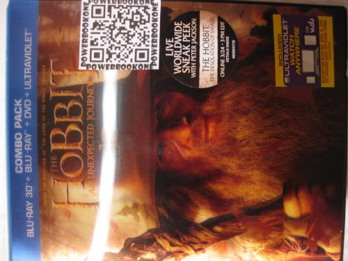 Hobbit An Unexpected Journey Mckellen Freeman Armitage