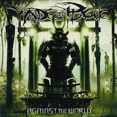 Winds Of Plague Against The World 2 CD