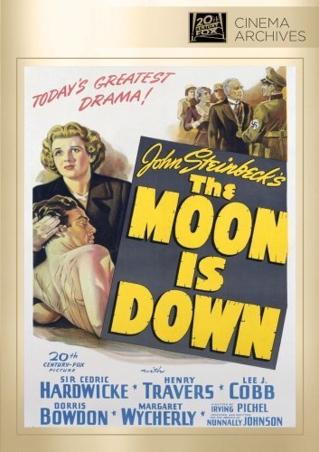 Moon Is Down Hardwicke Travers Cobb Made On Demand Nr