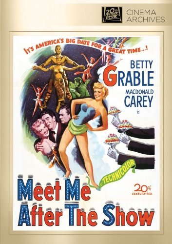 Meet Me After The Show Grable Carey Calhoun Made On Demand Nr