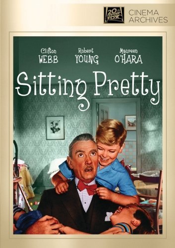 Sitting Pretty Young O'hara Webb DVD Mod This Item Is Made On Demand Could Take 2 3 Weeks For Delivery