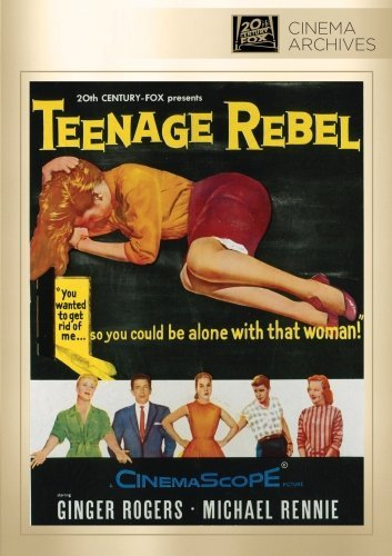 Teenage Rebel Rogers Rennie Natwick Made On Demand Nr