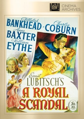 Royal Scandal Bankhead Coburn Baxter Eythe Made On Demand Nr