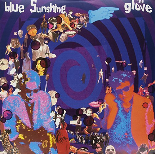 Glove Blue Sunshine Numbered Colored Vinyl Blue Sunshine