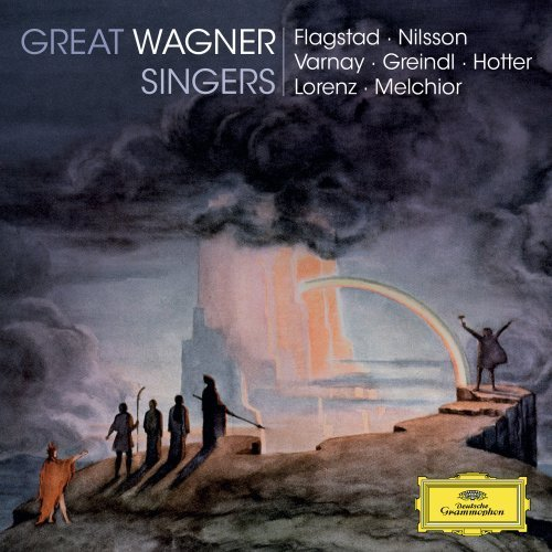 Great Wagner Singers Great Wagner Singers 6 CD