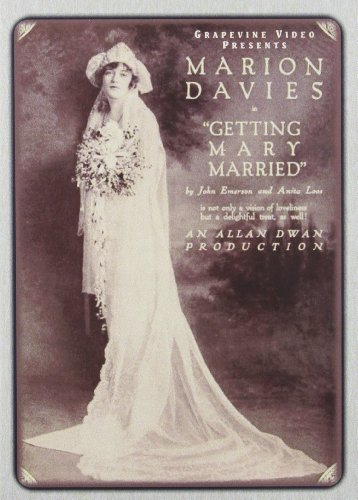 Getting Mary Married 1919 Davies Kerry Nr