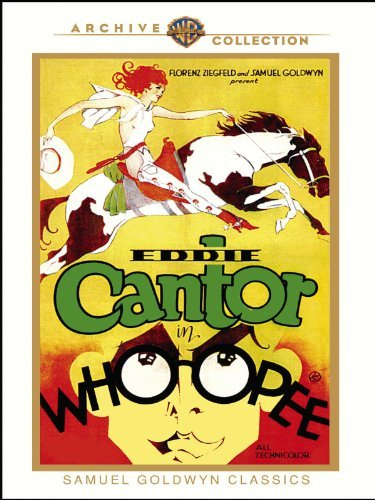 Whoopee! Cantor Eddie DVD Mod This Item Is Made On Demand Could Take 2 3 Weeks For Delivery