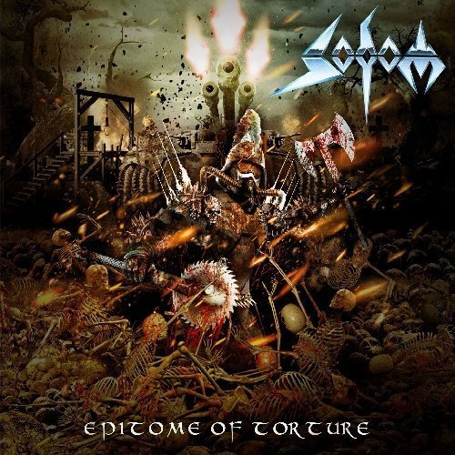 Sodom Epitome Of Torture Lmtd Ed.