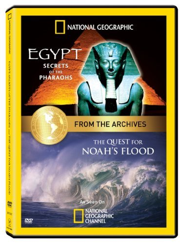 Egypt Secrets Of The Pharaohs National Geographic Pg