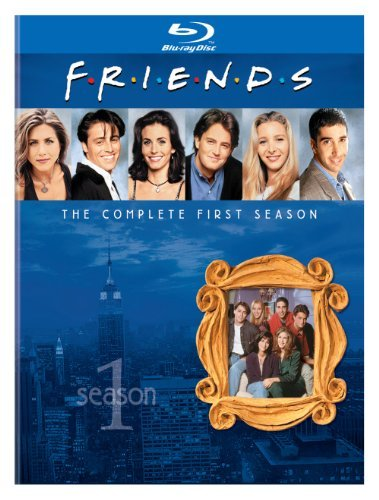 Friends Friends Season 1 Blu Ray Ws Nr 2 Br