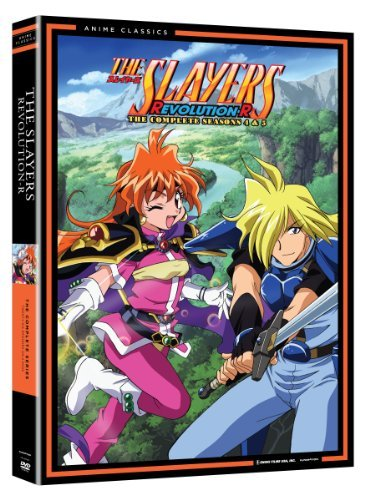 Slayers Season 4 & 5 Classic Slayers Tvpg