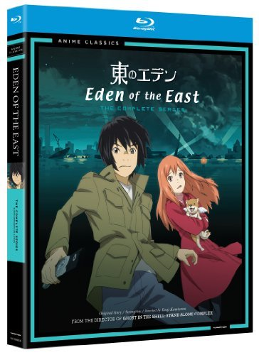 Complete Series Eden Of The East Blu Ray Tvma