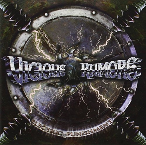 Vicious Rumors Electric Punishment