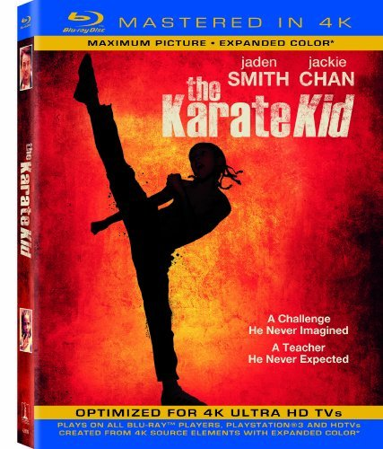 Karate Kid (2010) Karate Kid (2010) Blu Ray 4k Mastered Pg Uv