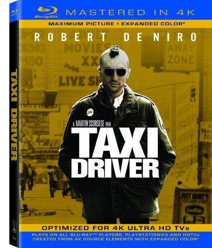 Taxi Driver Taxi Driver Blu Ray 4k Mastered R Uv