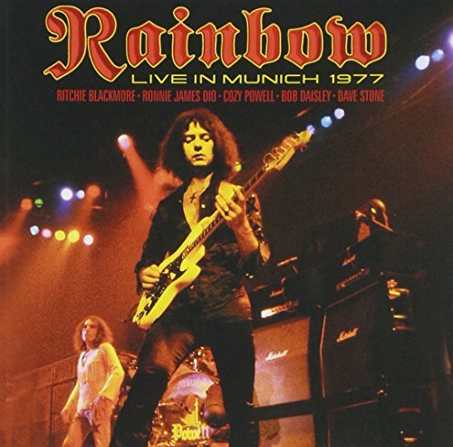 Rainbow Live In Munich 2 CD