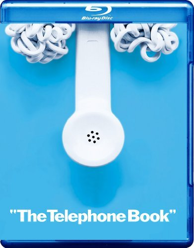 Telephone Book Telephone Book Blu Ray Bw Nr Incl. DVD