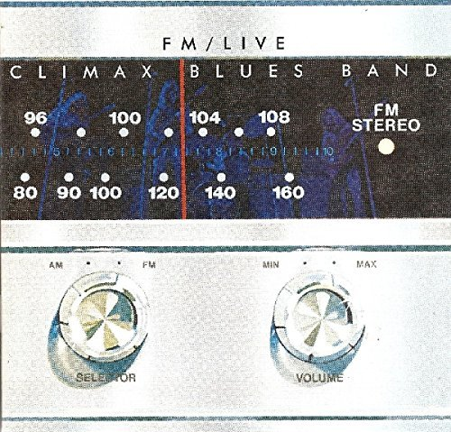 Climax Blues Band Fm Live Remastered Edition Import Gbr