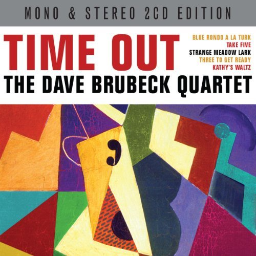 Dave Quartet Brubeck Time Out Mono & Stereo Import Gbr 2 CD
