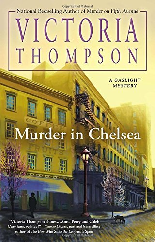 Victoria Thompson Murder In Chelsea