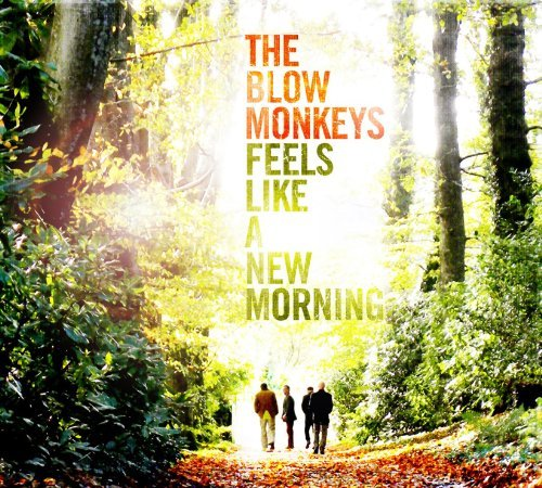 Blow Monkeys Feels Like A New Morning 2 CD