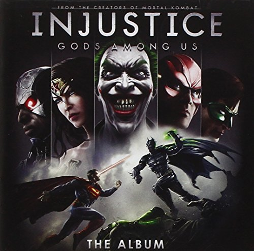 Injustice Gods Among Us The A Soundtrack