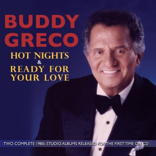 Buddy Greco Hot Nights & Ready For Love