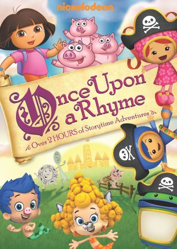 Once Upon A Rhyme Nickelodeon Favorites Nr