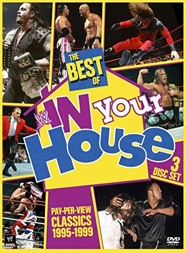 Best Of Wwe In Your House Wwe Nr 3 DVD