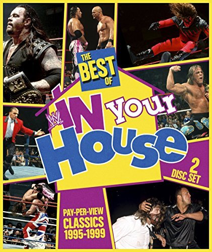 Best Of Wwe In Your House Wwe Nr 2 Br